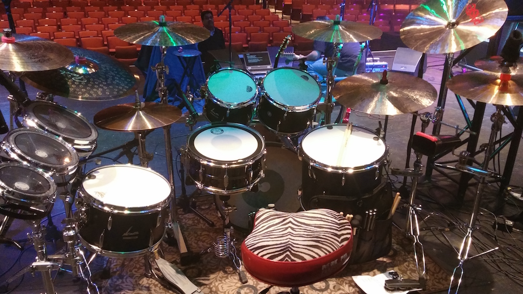Matt's Setup for Numb